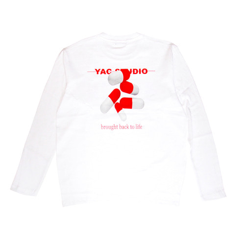 REBORN LONG SLEEVE (WHITE)