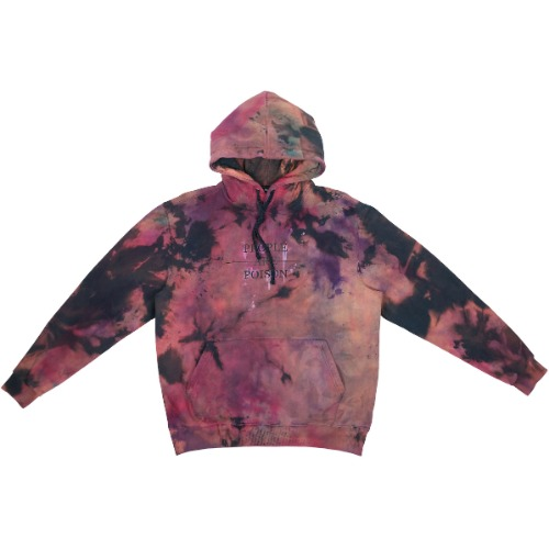 Poison Hoodie (Lenny Vuitton Navy)