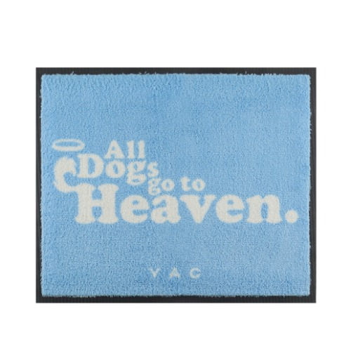 ALL DOGS GO TO HEAVEN 바닥 매트