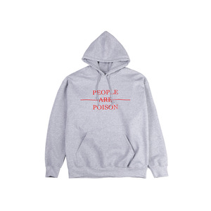 POISON HOODIE (GREY)