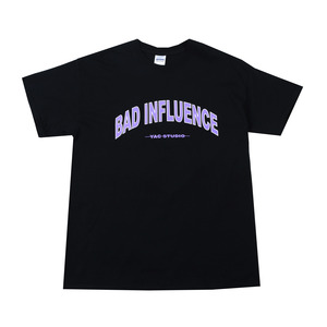 BAD INFLUENCE SHORT SLEEVE (LAVENDER)