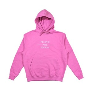 POISON HOODIE (RAVE PINK)