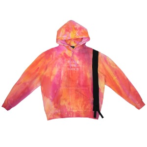 Poison Hoodie (Lenny Vuitton Pink)