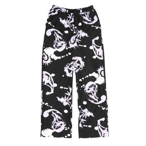 SNOW BANDANA SWEATPANTS